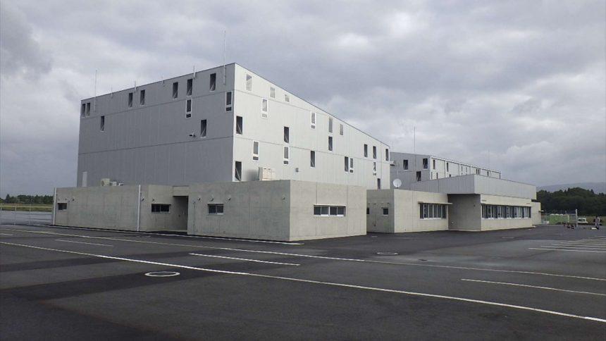 総合防災航空センター(仮称)新築工事