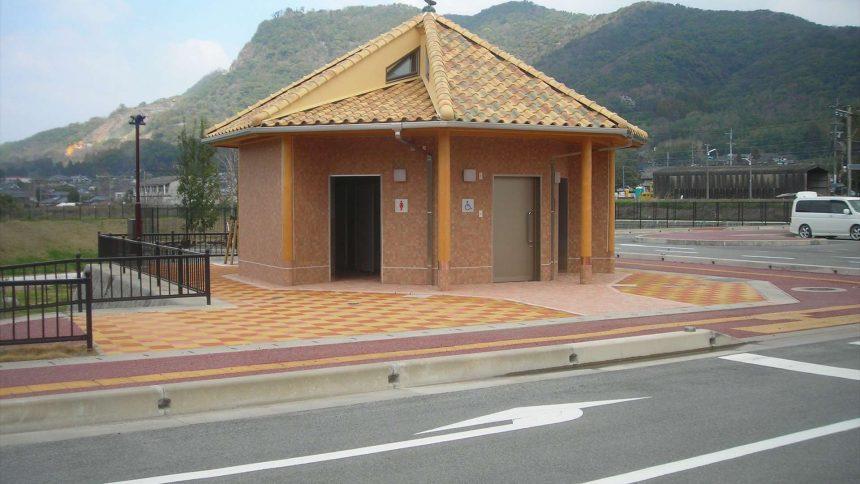 玉東町ふれあい公園内トイレ新築工事