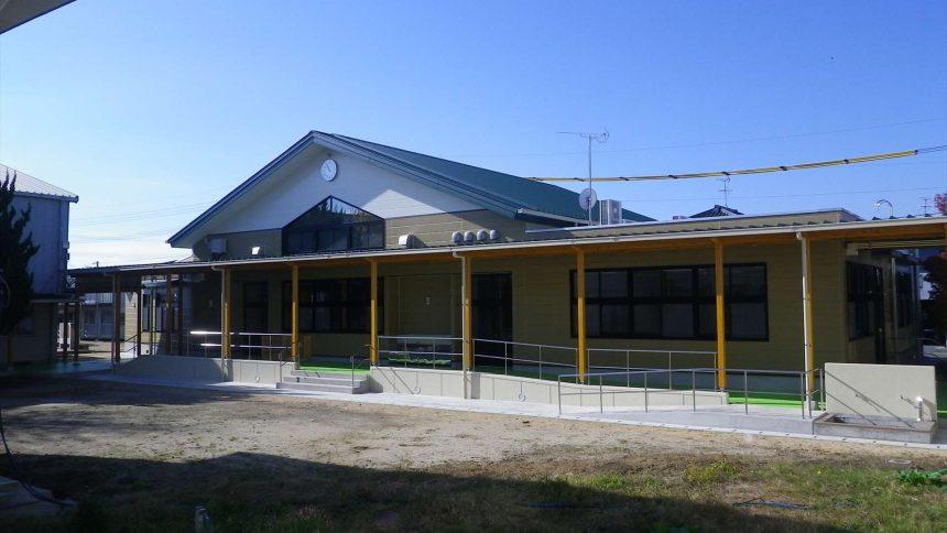 滑石小学校特別教室棟建築工事