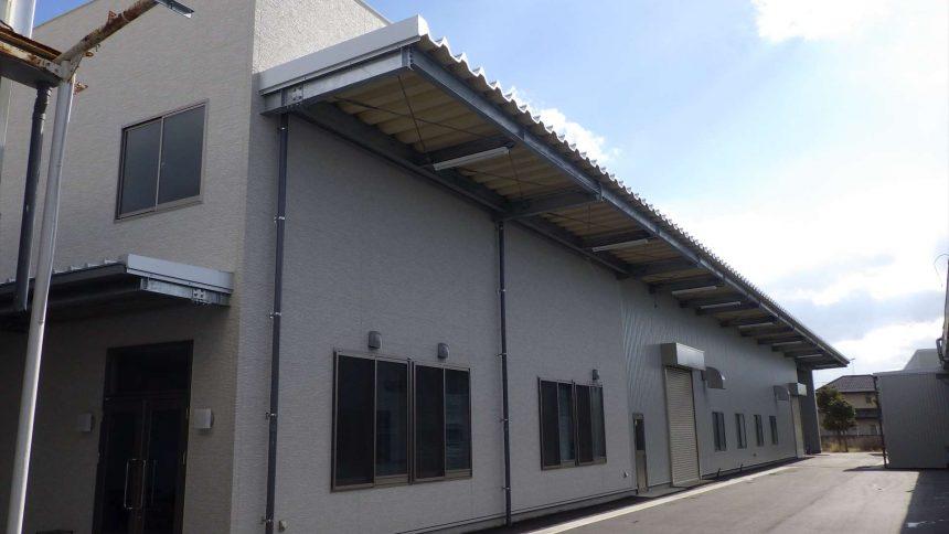 九州三永金属工業第1工場棟改築工事